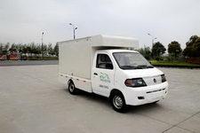 达福迪JAX5020XSHBEVF135LAB15M3X1型纯电动售货车