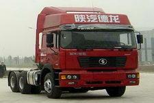 陕汽后双桥,后八轮牵引车336马力(SX4257NT324K1)