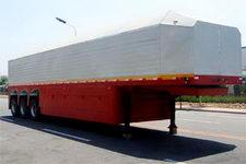 前兴牌WYH9290XBY型玻璃运输半挂车图片