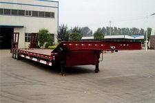 华宇达14.6米30吨6轴低平板半挂车(LHY9408TDP)