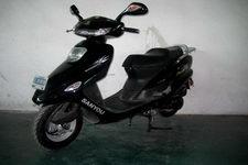 三友牌SY125T-A型两轮摩托车图片
