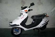 三友牌SY125T-4A型两轮摩托车图片