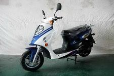 三友牌SY125T-10A型两轮摩托车图片
