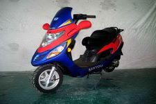 三友牌SY125T-5B型两轮摩托车图片
