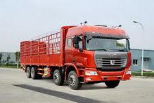 联合卡车国三前四后八仓栅式运输车292-345马力15-20吨(SQR5310CCYD6T6)