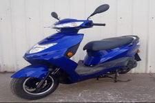 杰士达牌JSD100T-3型两轮摩托车
