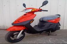 杰士达牌JSD100T-2型两轮摩托车