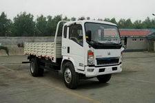 豪泺国四单桥货车140马力10吨(ZZ1167G3415D1)