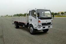 豪泺国四单桥货车113马力8吨(ZZ1127D3815D1)