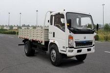 豪泺国四单桥货车140马力5吨(ZZ1107G3815D1)