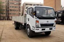 豪泺国四单桥货车140马力10吨(ZZ1137G4215D1)