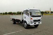 豪泺国四单桥货车113马力5吨(ZZ1107D4515D1)