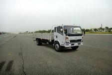 豪泺国四单桥货车113马力5吨(ZZ1107D4215D1)
