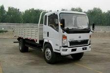 豪泺国四单桥货车113马力8吨(ZZ1127D3415D1)