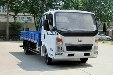 豪泺国四单桥货车113马力5吨(ZZ1087D3614D180)