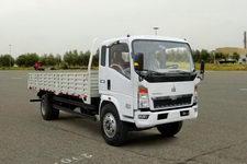 豪泺国四单桥货车113马力8吨(ZZ1127D4215D1)