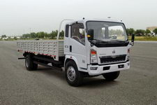 豪泺国四单桥货车113马力8吨(ZZ1127D4515D1)