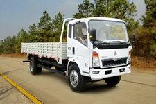 豪泺国四单桥货车113马力8吨(ZZ1127D5215D1)