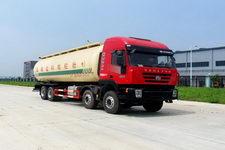 楚胜牌CSC5315GFLCQ型低密度粉粒物料运输车