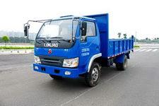 龙江牌LJ4010D1型自卸低速货车