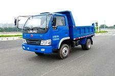 龙江牌LJ4010D2型自卸低速货车