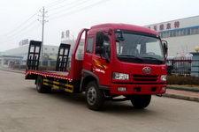 特运牌DTA5160TPBC4型平板运输车