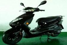 三友牌SY125T-11A型两轮摩托车图片