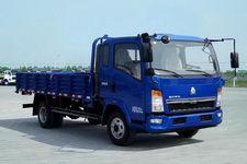 豪泺国四单桥货车113马力5吨(ZZ1087D3814D183)
