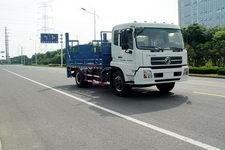 常奇牌ZQS5160JHQ型后栏板起重运输车
