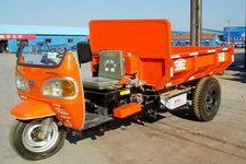 金蛙牌7Y-1150DK-2型自卸三轮汽车