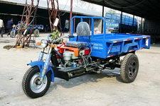 金蛙牌7YL-1150D-2型自卸三轮汽车