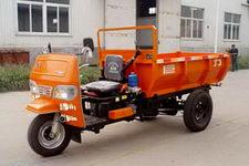 7Y-1150D4巨力自卸三轮农用车(7Y-1150D4)