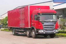 江淮格尔发国三前四后四厢式运输车220-245马力5-10吨(HFC5202XXYK1R1LZT)