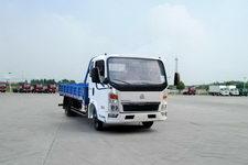 重汽HOWO轻卡国四单桥货车99-116马力5吨以下(ZZ1047D3414D145)