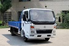 重汽HOWO轻卡国四单桥货车87-95马力5吨以下(ZZ1047C3414D145)