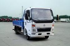 豪泺国四单桥货车99马力2吨(ZZ1047D3413D137)