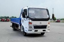 豪泺单桥货车99马力2吨(ZZ1047D3414D137)