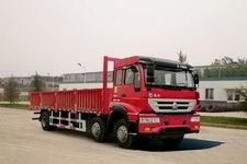 黄河国四前四后四货车220马力15吨(ZZ1254K56C6D1)