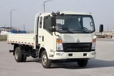 豪泺国四单桥货车143马力5吨(ZZ1087F341BD183)