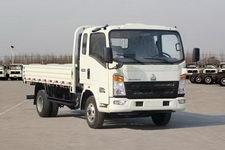豪泺国四单桥货车143马力5吨(ZZ1087F341CD183)