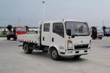 重汽HOWO轻卡国四单桥货车102马力5吨以下(ZZ1047D3413D542)