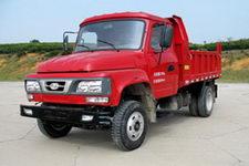 山地牌SD2810CD3型自卸低速货车