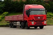 红岩前四后八货车389马力17吨(CQ1314HXG466)