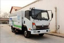 天路BTL5081TXCEV型纯电动吸尘车