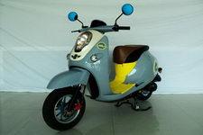 飞翎牌FL50QT-4D型两轮轻便摩托车图片