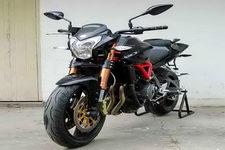 本菱牌HL400GS型两轮摩托车