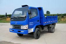 山地牌SD2810D1型自卸低速货车