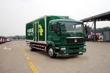 重汽汕德卡国四单桥邮政车180-205马力5吨以下(ZZ5126XYZH451GD1)