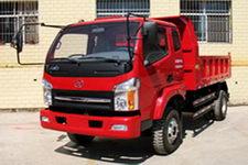 山地牌SD5815PD1型自卸低速货车