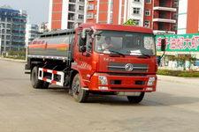 特运牌DTA5160GRYD5型易燃液体罐式运输车